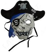 Маска Пирата (Череп) детская