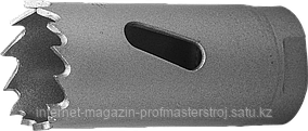 Коронка биметаллическая, 19 мм, серия Профессионал, ЗУБР