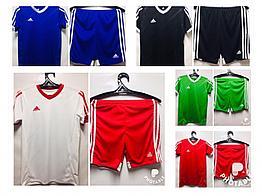 Детская футбольная форма-оригинал Adidas