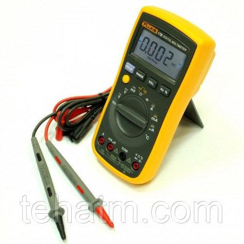 FLUKE-17B мультиметр с функцией измерения температуры