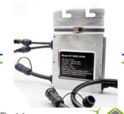 Doopser 250 Вт 260 Вт 300 Вт 600 Вт 1200 Вт инвертор микросетей, солнечный, внутрисетевой инвертор
