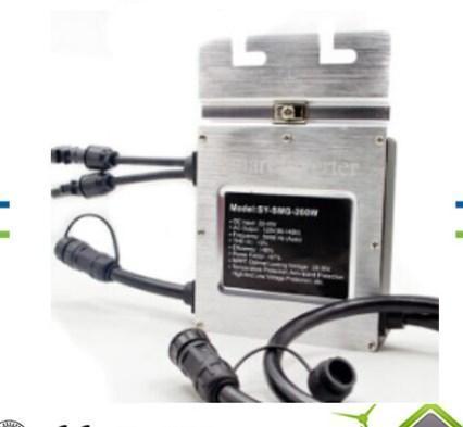 Doopser 250 Вт 260 Вт 300 Вт 600 Вт 1200 Вт инвертор микросетей, солнечный, внутрисетевой инвертор, фото 2