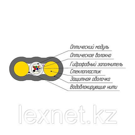 Кабель оптоволоконный ОКПК-0,22-4(G.652D) 1,4кН, фото 2