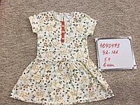 Платье с коротким рукавом для девочек, фото 1