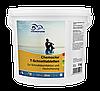 Кемохлор Т-быстрорастворимые таблетки 20 гр (хлор шок) (5 кг)