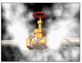 Защита от обмерзания и поддержание температуры труб горячего водоснабжения, фото 3