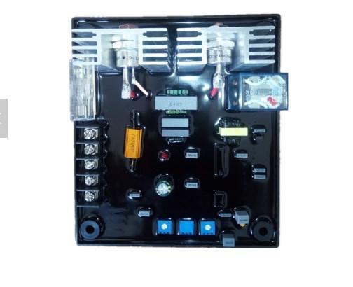 Генератор универсальный регулятор напряжения AVR POW50A, фото 2