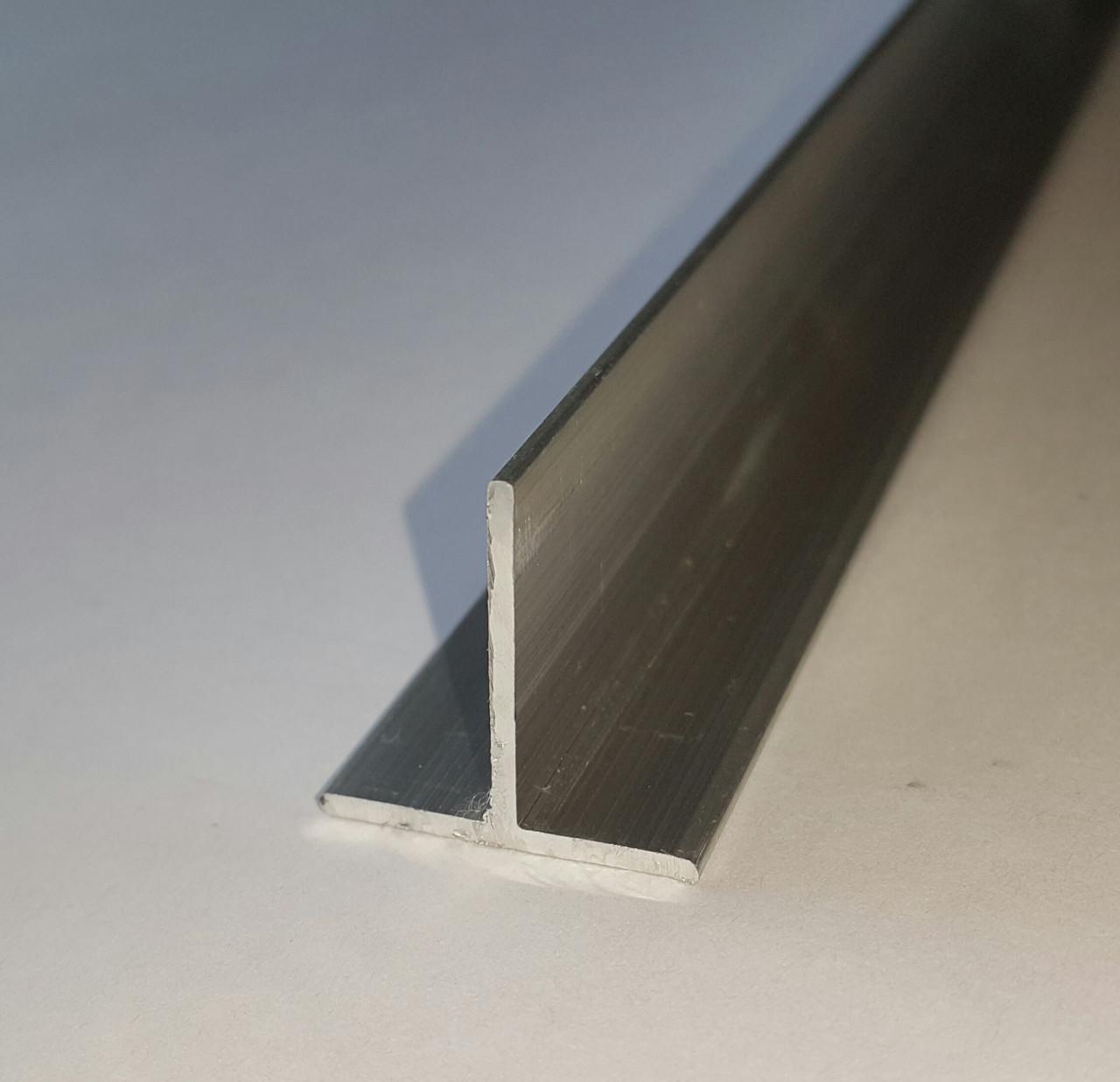 Алюминевый уголок 25мм х 25мм х 2мм