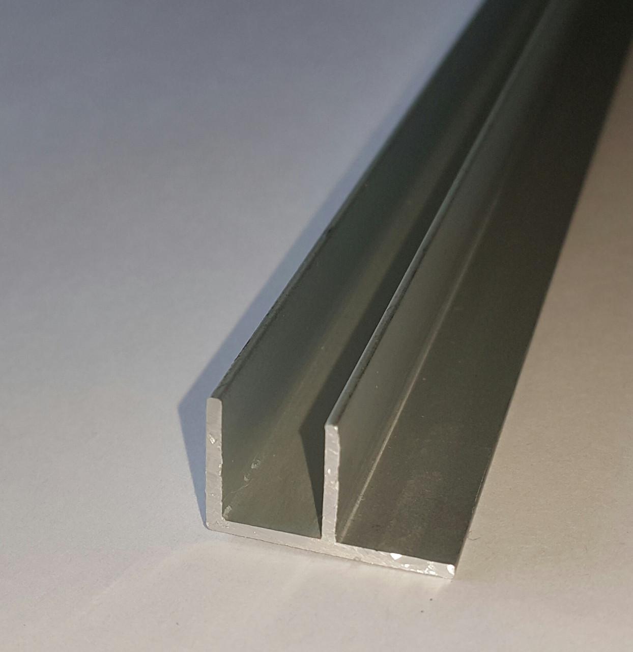 Алюминевый уголок 25мм х 25мм х 0.9мм