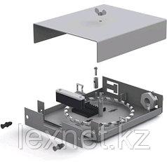 Оптический бокс ОК-ОРБ-8-8SC (SC simplex или LC Duplex адаптеры) ПУСТОЙ