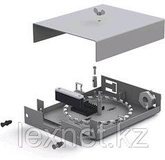 Оптический бокс ОК-ОРБ-8-4FC (FC simplex адаптеры) ПУСТОЙ