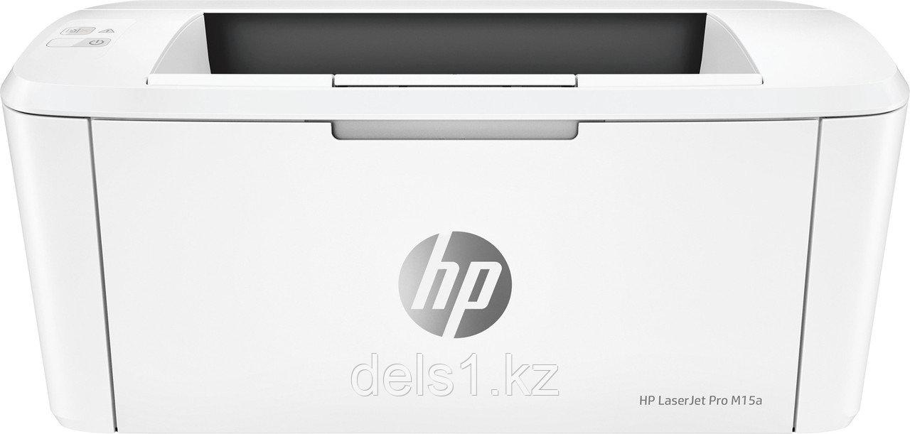 Лазерный принтер для черно - белой печати HP LaserJet Pro M15a