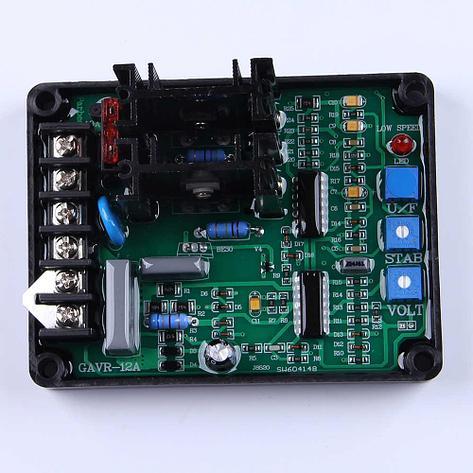 Бесщеточный генератор AVR-12A, фото 2