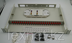 Кросс оптический OK-FDF-1U-24-SC ПУСТОЙ