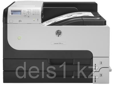 Лазерный принтер для черно - белой печати HP LaserJet  Enterprise 700 M712dn