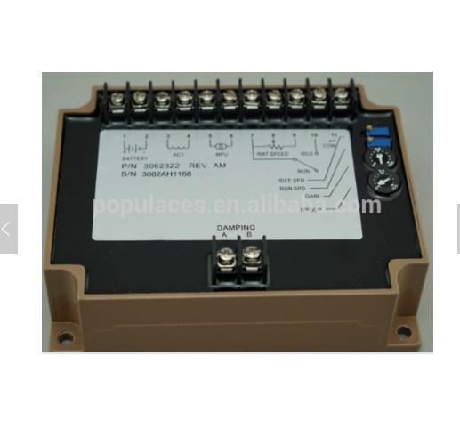 Регулятор скорости генератора 3062322