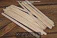 Эко-упаковка, деревянный размешиватель 140мм DoEco (500), фото 2