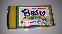 Губка для посуды Fiesta 6 шт 90×60×30., фото 1