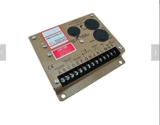 Генератор электронный блок управления скоростью ESD5500E, фото 2