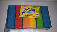 Губка для посуды Mr.Clean 6 шт 140×80×40