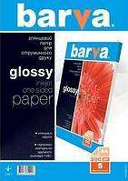 Бумага BARVA Глянцевая (IP-C200-T01) 200g А4 5л