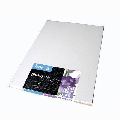 Бумага BARVA Глянцевая (IP-C230-106) 230g А3 50л