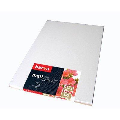 Бумага BARVA Матовая (IP-A230-123) 230g А3 50л