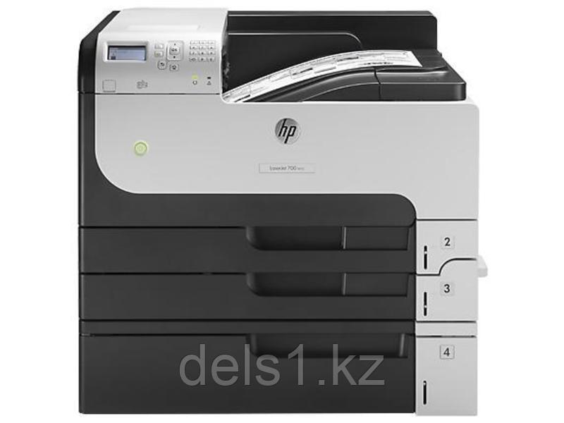 Лазерный принтер для черно - белой печати HP LaserJet  Enterprise 700 M712xh