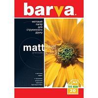 Бумага BARVA Матовая 90g А3 20л (IP-A090-002)