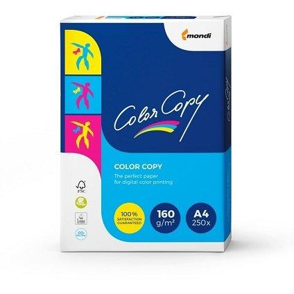 Бумага Color Copy A4 160 (250л) (5 п/кор.) 136276