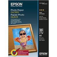 Фотобумага A4 Epson C13S042538 20 Л. 200 Г/М2 Glossy