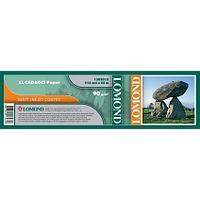 """Бумага рулонная 36"""" Lomond Premium (1202012) для САПР и ГИС (914мм*45м*50мм) 90 г/м2"""