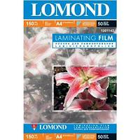 Бумага Lomond A4 L1301143 150mk мат. для ламинир. 50л.