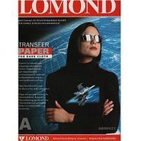 Термотрансферная бумага Lomond для стручной печати для ТЁМНЫХ тканей  (A3/50)  LOMOND  808325