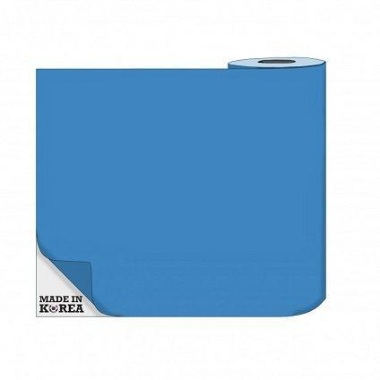 Термотрансферная пленка OS Flex (Флекс)  50см./50м./190mk  НЕОН Голубой цена за 1 метр
