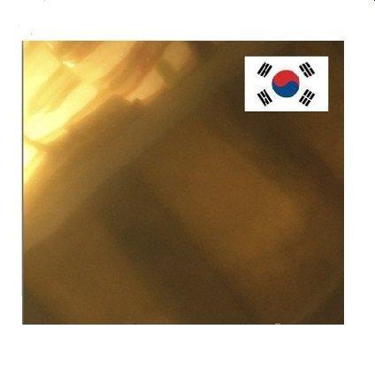 Термотрансферная пленка OS Flex (Флекс)  50см./50м./190mk Золото-глянец цена за 1 метр