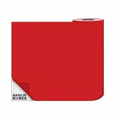 Термотрансферная пленка OS Flex (Флекс)  50см./50м./190mk Красный цена за 1 метр