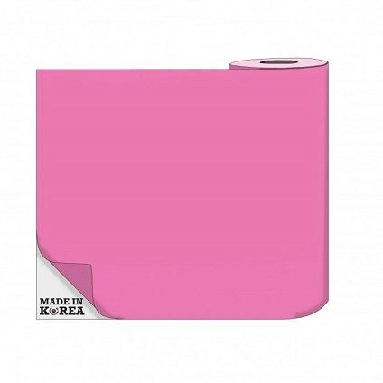 Термотрансферная пленка OS Flex (Флекс)  50см./50м./190mk Розовый цена за 1 метр