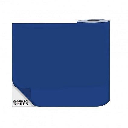Термотрансферная пленка OS Flex (Флекс)  50см./50м./190mk Синий цена за 1 метр