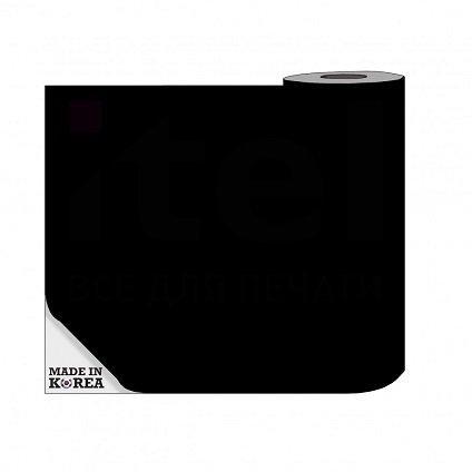 Термотрансферная пленка OS Flex (Флекс)  50см./50м./190mk Черный цена за 1 метр
