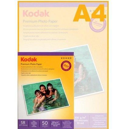Фотобумага 13х18 KODAK CAT 5740-809 50 Л. 200 Г/М2 глянцевая