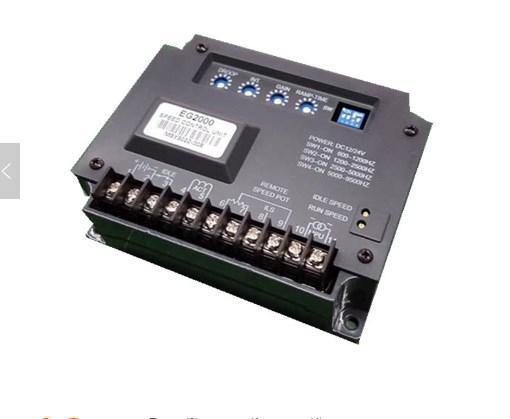12 В электронный контроль скорости губернатора EG2000, фото 2