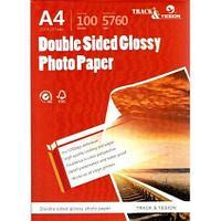 Фотобумага А4 2стр 300 гр глянец (100)