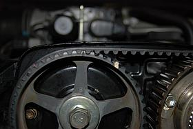 Замена ремня ГРМ Hyundai Santa Fe-2,7