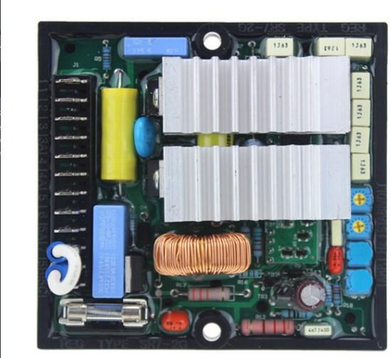 AVR SR7-2G автоматический регулятор напряжения