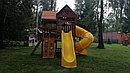 Детская площадка ФУНТИК с винтовой трубой и горкой, фото 5