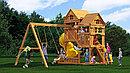Детская площадка ФУНТИК с винтовой трубой и горкой, фото 6