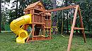 Детская площадка ФУНТИК с винтовой трубой и горкой, фото 4