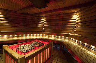 Декоративное освещение для саун и бань.