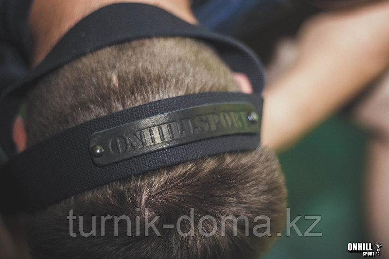 Упряжь D3 для тренировки мышц шеи х/б стропа - фото 7